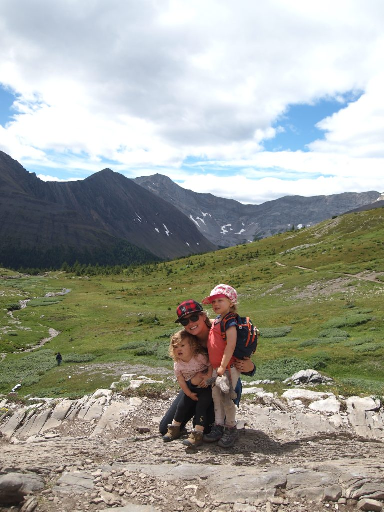 Love, Sweat and Tears: A true story of hiking with toddlers