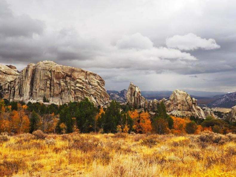 City of Rocks Idaho