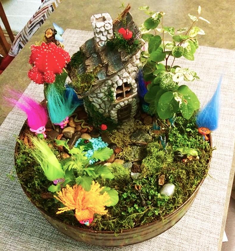 troll garden