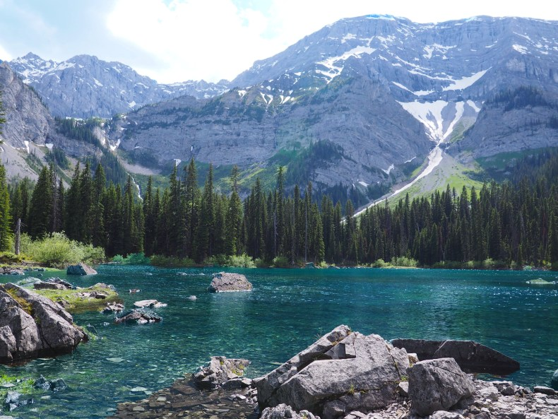Easy Hikes Canmore - Black Prince Cirque