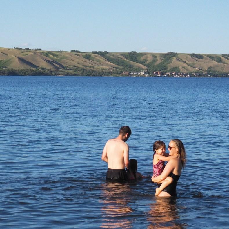 Echo Lake Saskatchewan