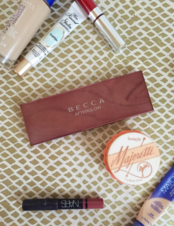 2015 Beauty Favorites, Blush and Highlight   Born To Be Bright