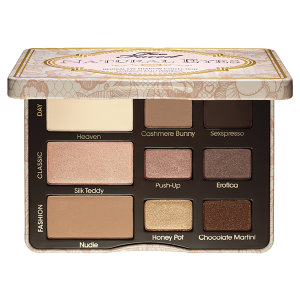 January Beauty Edit: Too Faced Natural Eyes
