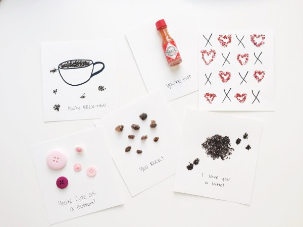 DIY Valentines | Born To Be Bright
