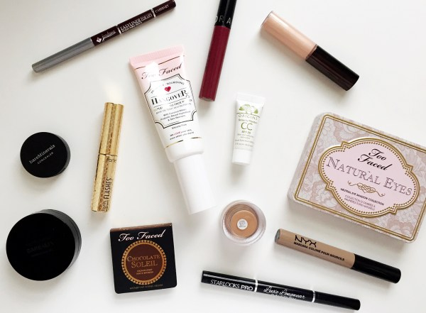 March Monthly Makeup   Born To Be Bright