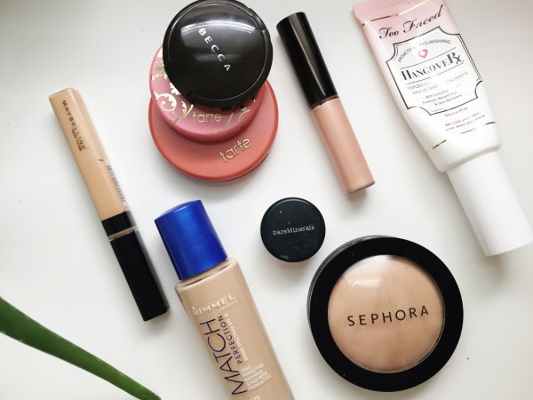 Beauty Grab Bag - My All-Time Favorite Makeup | Born to Be Bright