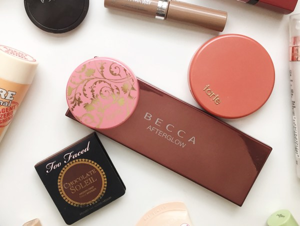 Beauty Olympics - Blush/Bronzer | Born To Be Bright