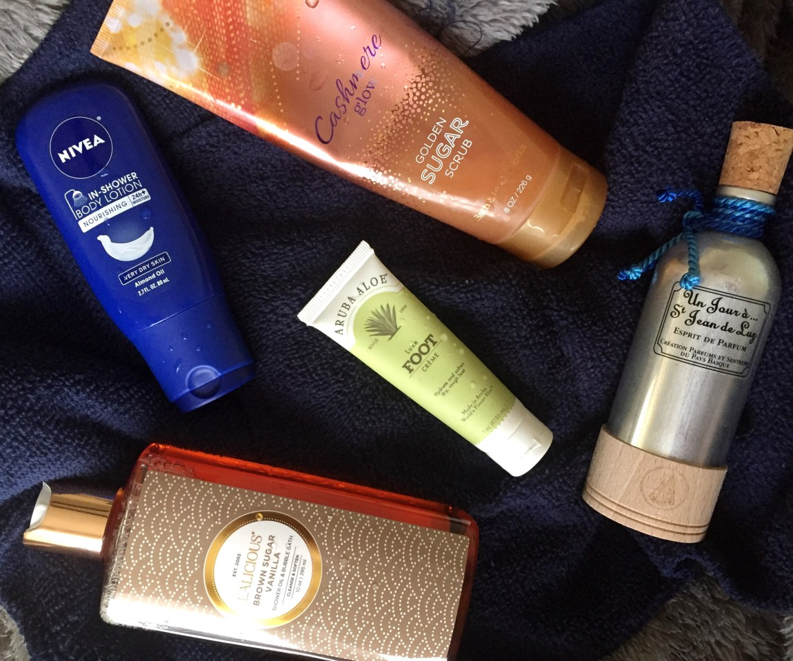 Fall Body Care Routine - Born To Be Bright