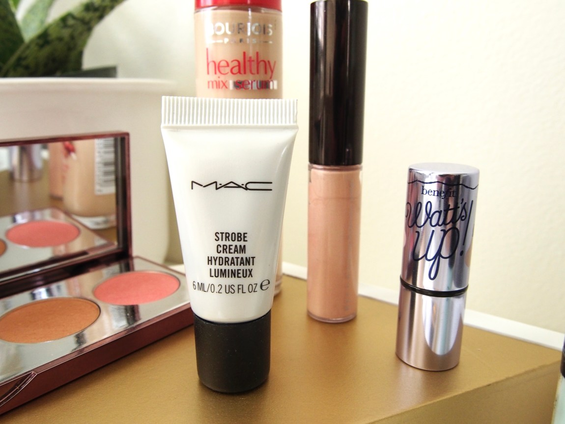 Products To Use More Often - Mac Strobe Cream