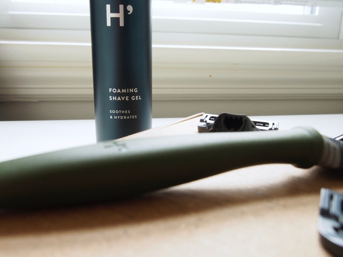 Evening Routine - Harry's Shave Set