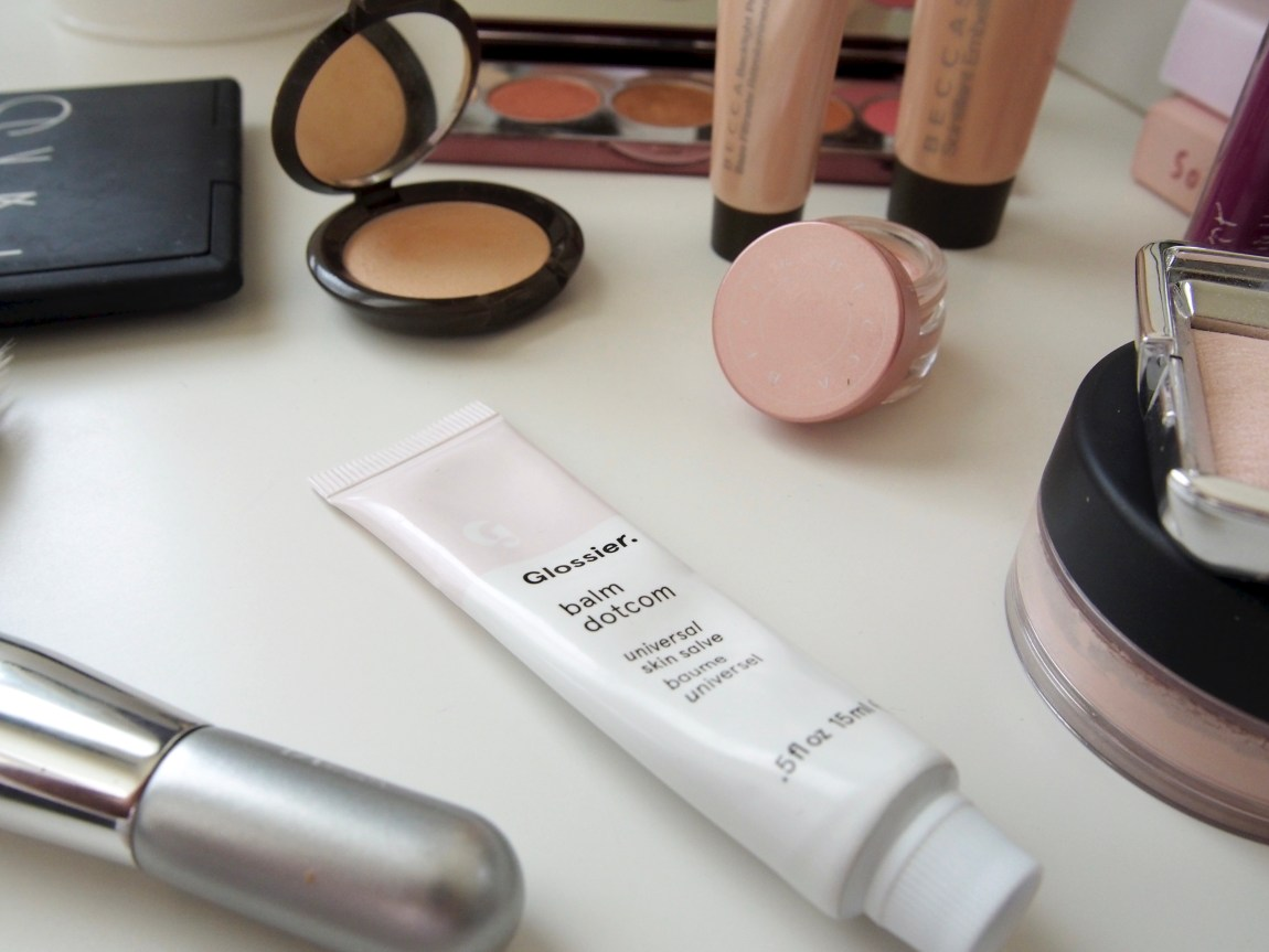 Cruelty Free Favorites - Glossier Balm DotCom