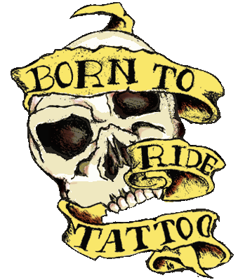 Born To Ride's Tattoo Club Home