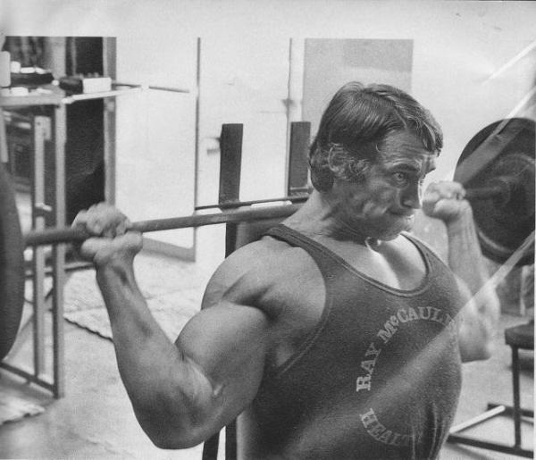 Arnold Schwarzenegger Bodybuilding, Workout Routine and ...
