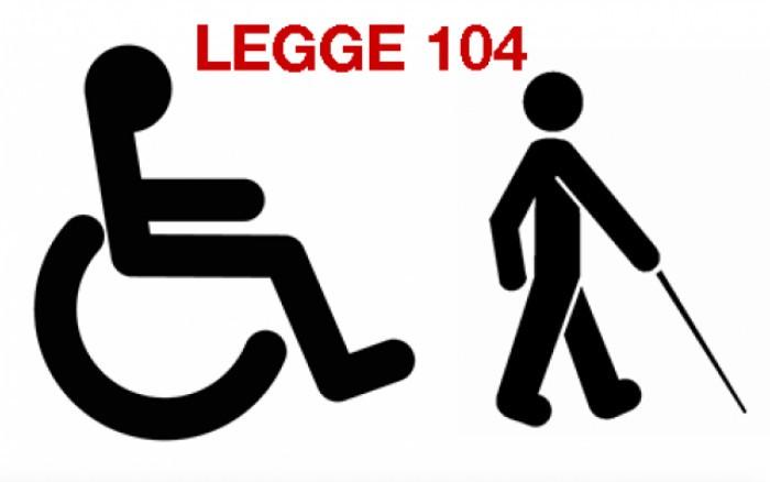LEGGE-104 agevolazioni fiscali