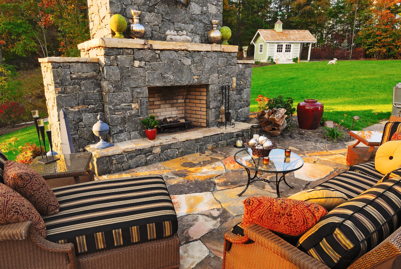 Complete Outdoor Living Project | Borsello Landscaping on Complete Outdoor Living id=97539