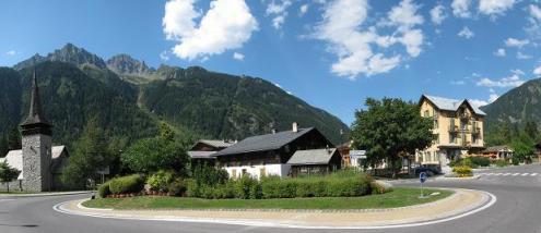 Chamonix-panorama