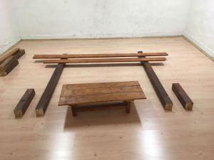 Tohumdan Kamiza'ya... Kamiza Aikido Ahşap Dojo Yapımı