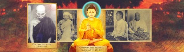 ven-ledi-sayadaw Vipassana