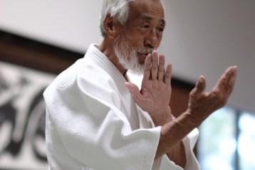 Saotome Shihan Aikido