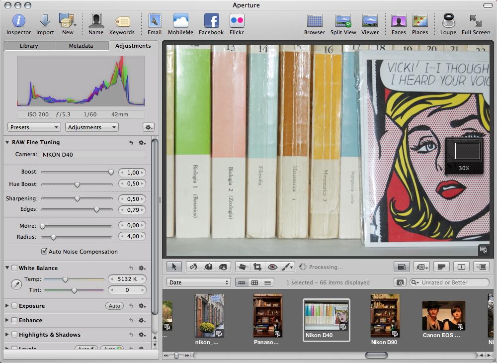 Aperture introduzione e preferenze colore digitale blog - Finestra a tre aperture ...