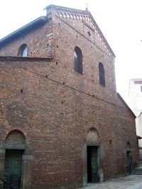 San Vincenzo in Prato, Milano