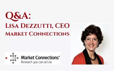 Exclusive! Q&A with Market Research Leader Lisa Dezzutti