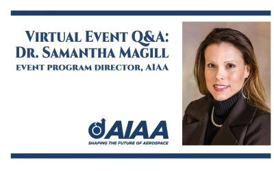 How to do a Virtual Conference right? Here's what AIAA did!