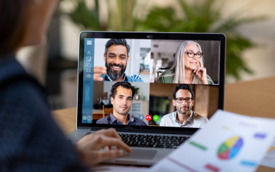 Three Ways for GovCons to Host Great Virtual Networking Meetings During COVID
