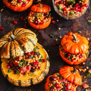 stuffed pumpkins