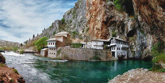 Blagay Tekkesi- Bosna Hersek