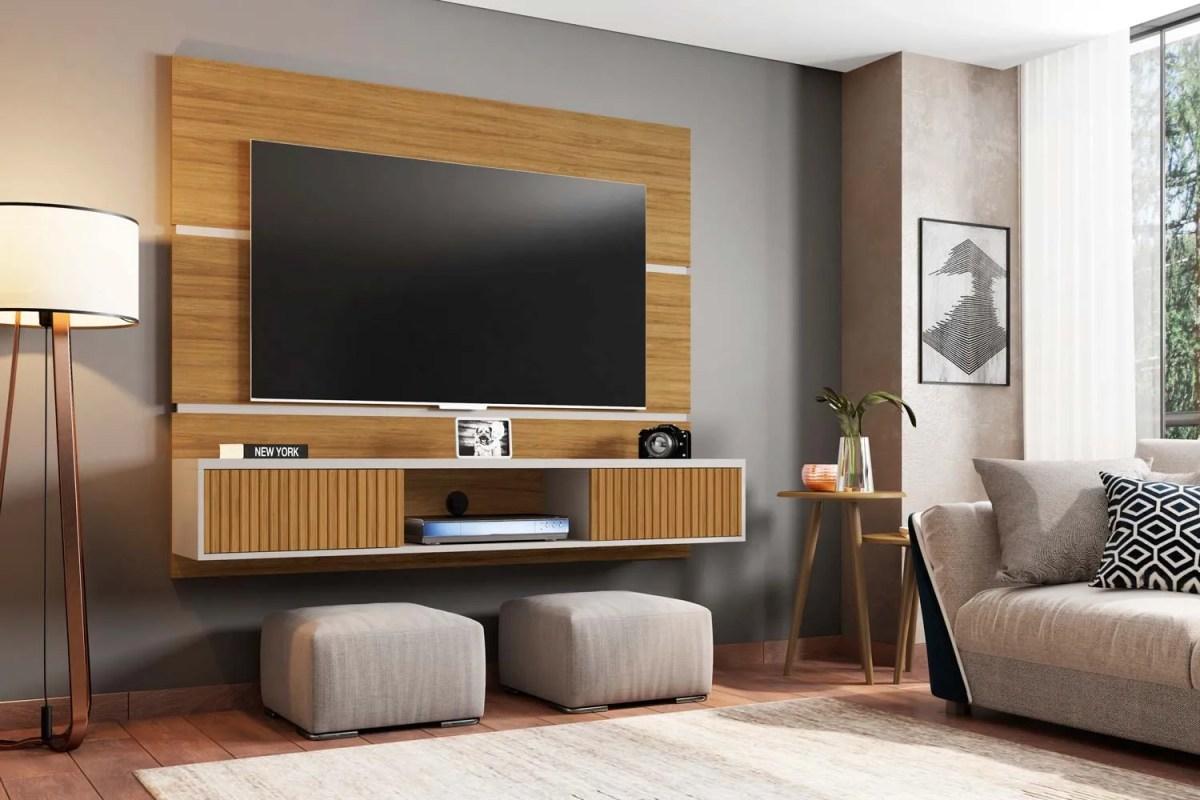 panel para tv ámbar 3