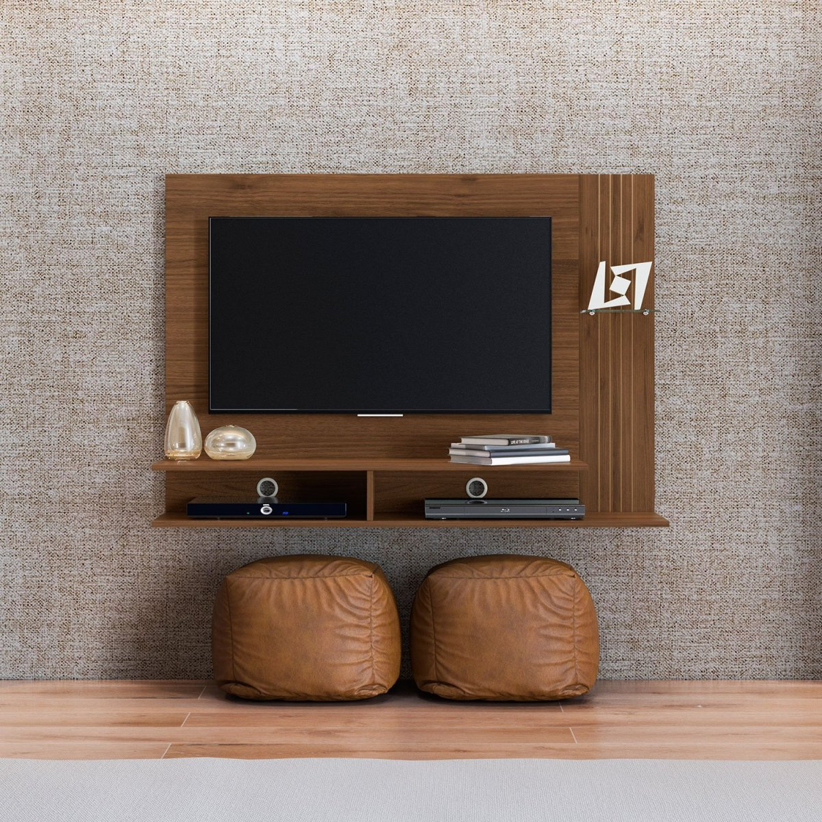 panel para tv ipe nogueira 4