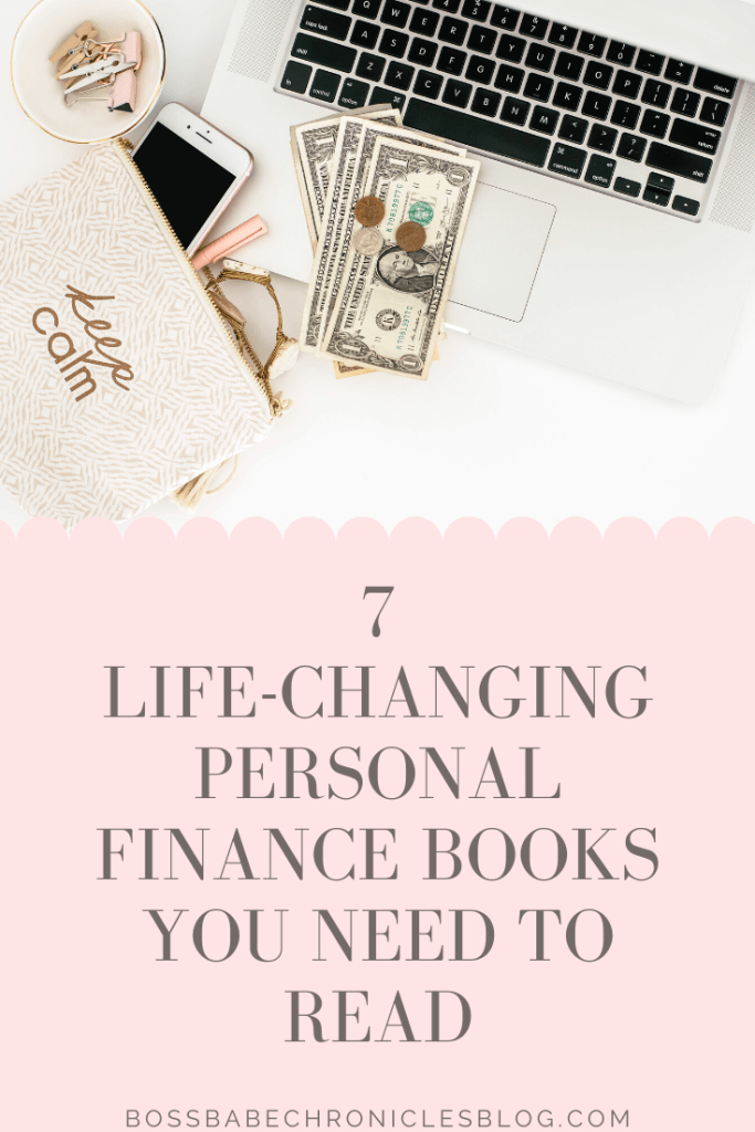 7 Life-Changing Financial Education Books