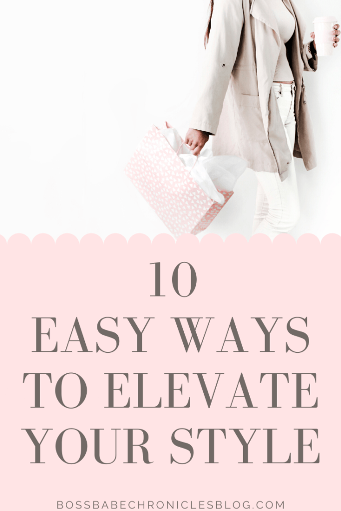 Elevate Your Style