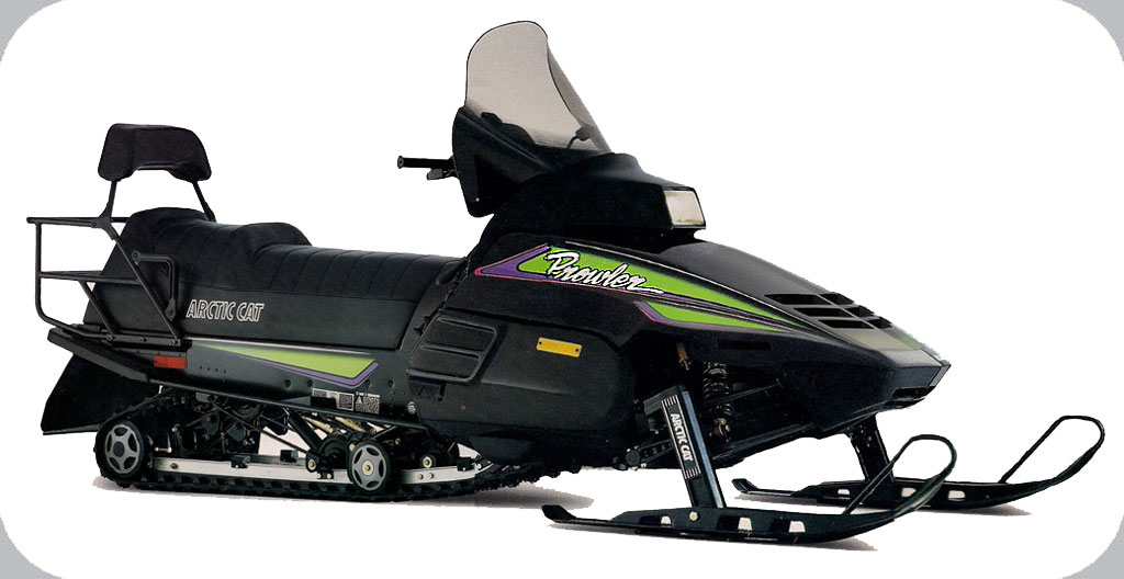 1993 Arctic Cat Panther Deluxe