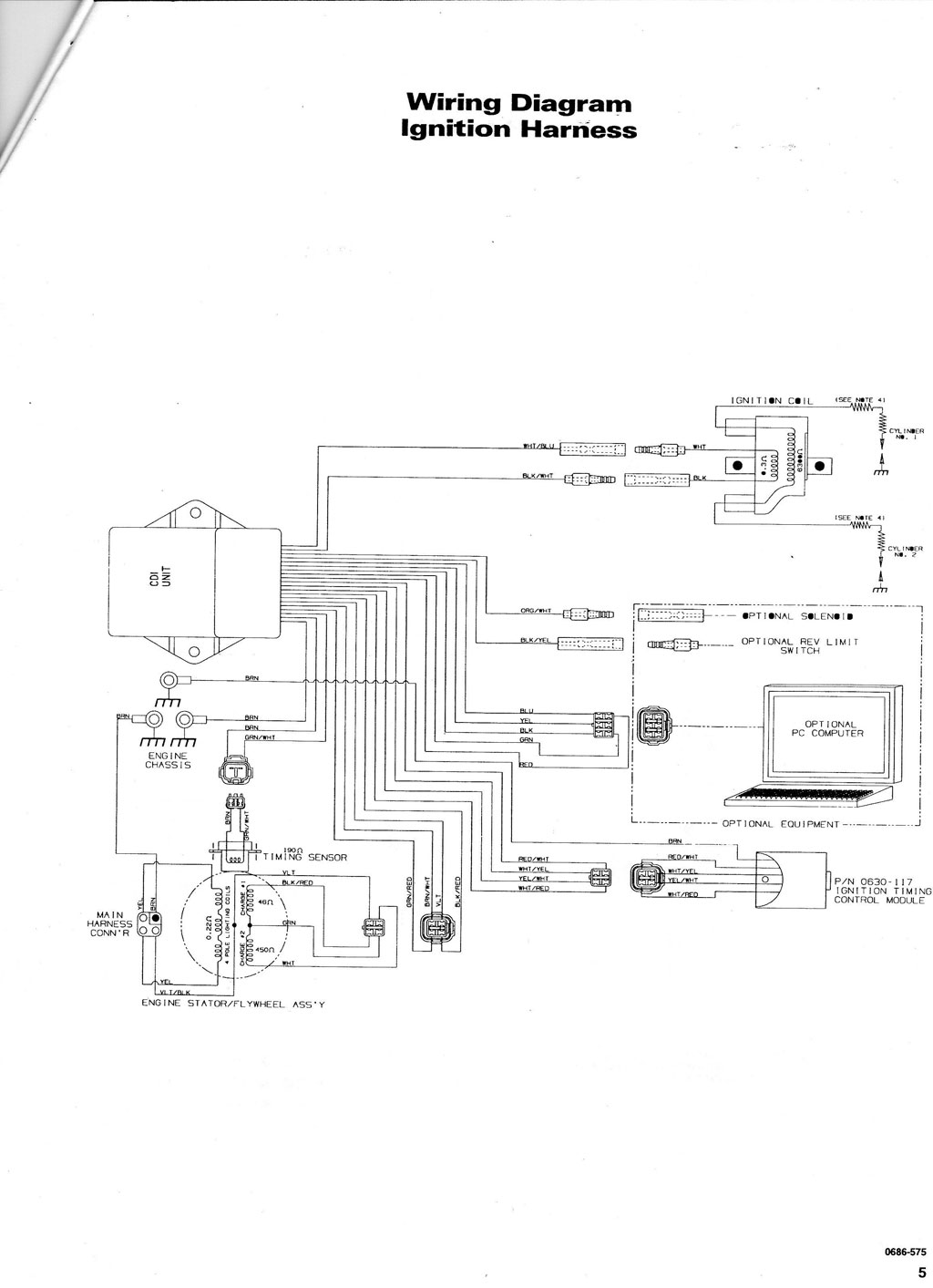 Arctic Cat F Wiring Diagram