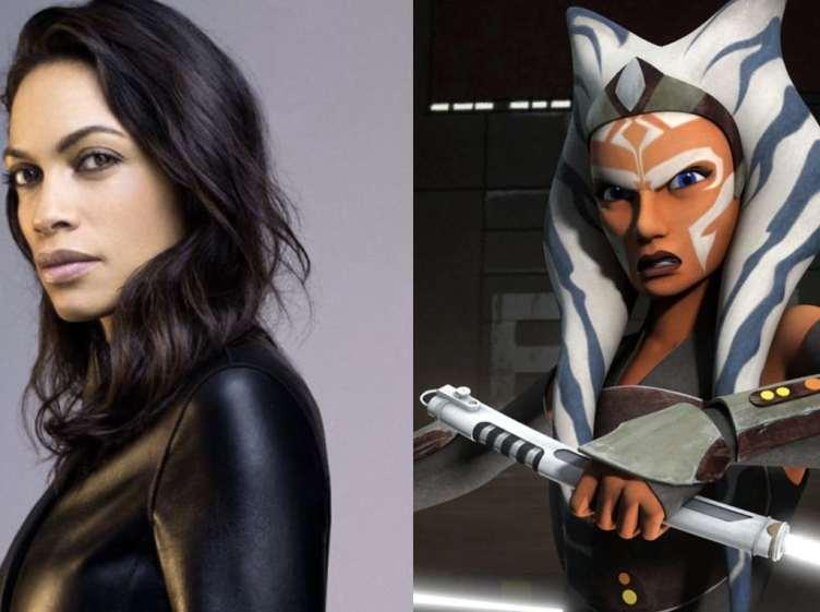 Rosario Dawson Cast As Ahsoka Tano In 'The Mandalorian' - Boss Hunting