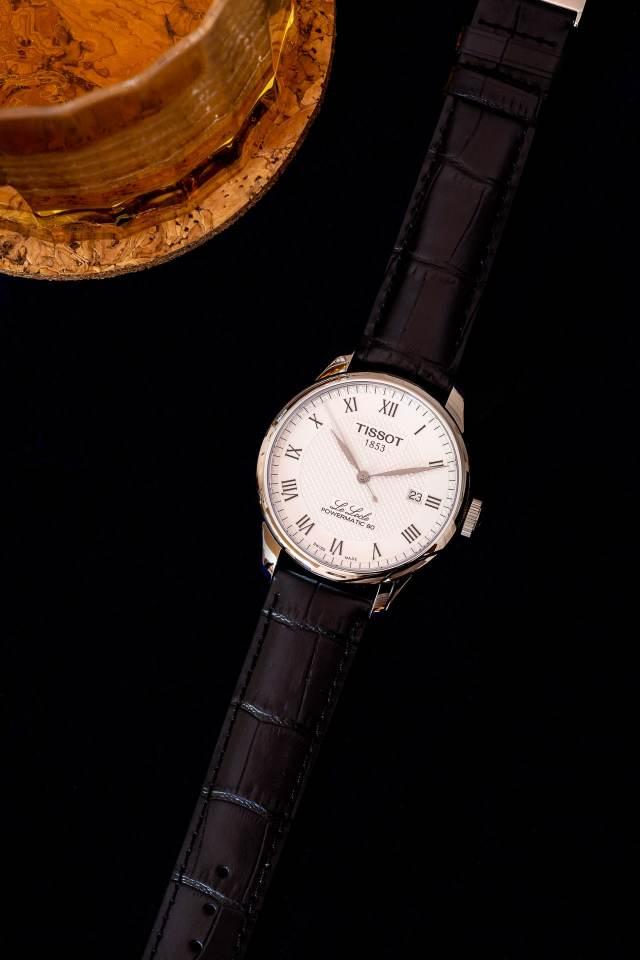 Le Locle Powermatic Wedding watch