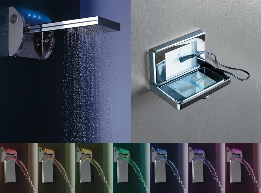 Led Light Shower