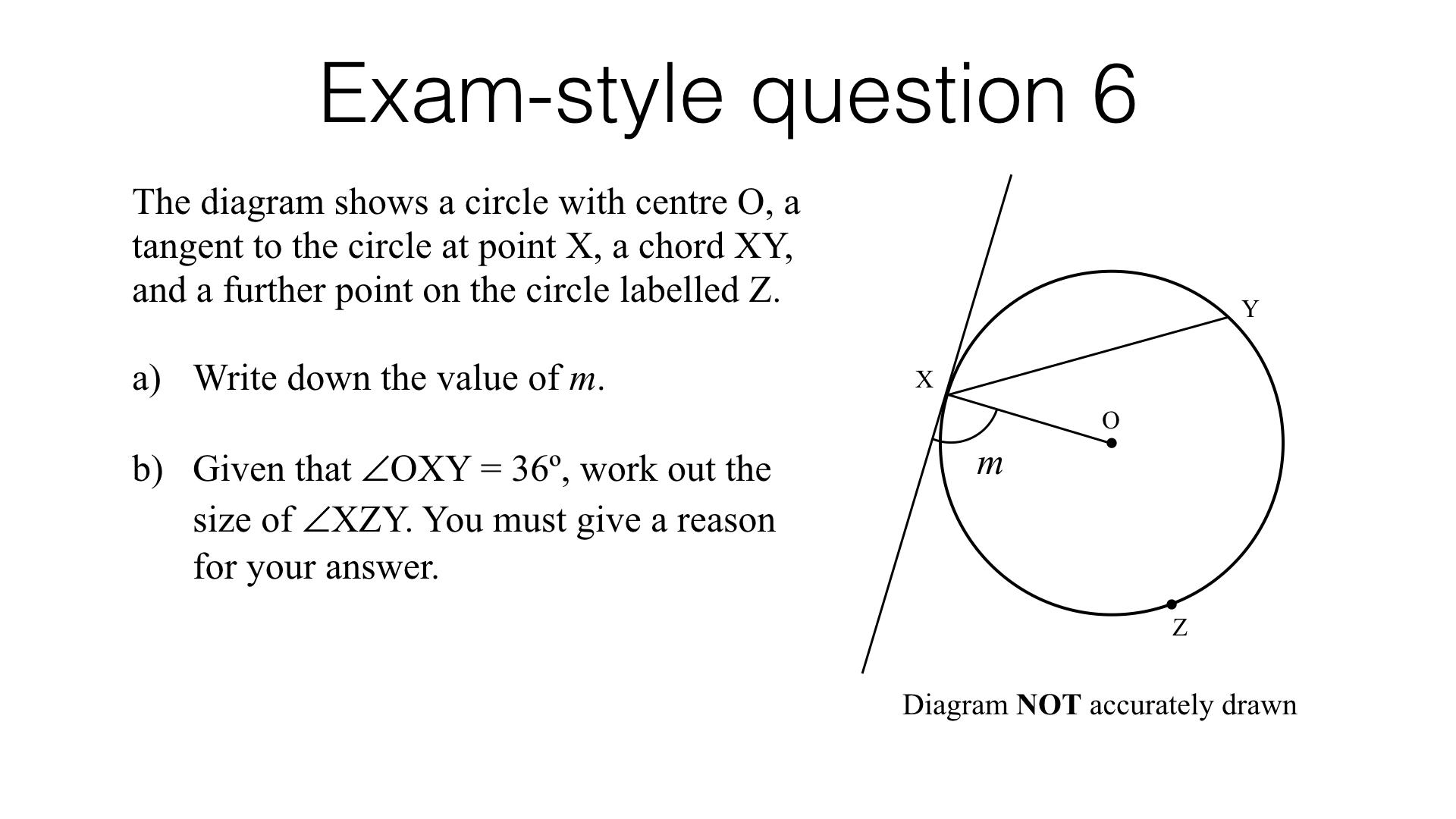 G10a Circle Theorems Bossmaths