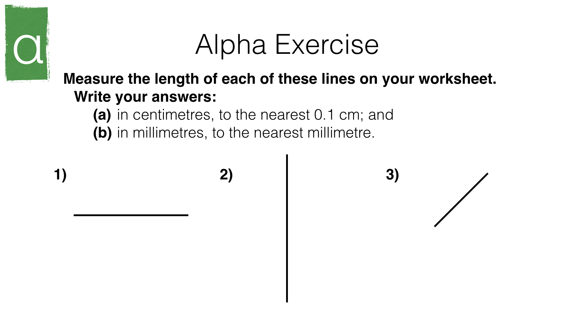 Measuring Segments And Angles Worksheet