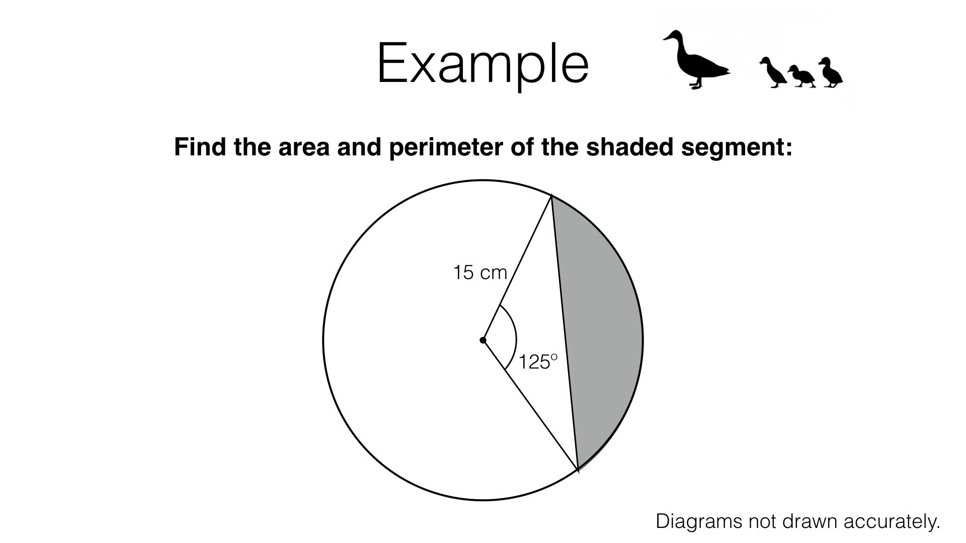 G18a Arcs And Sectors Of Circles Bossmaths