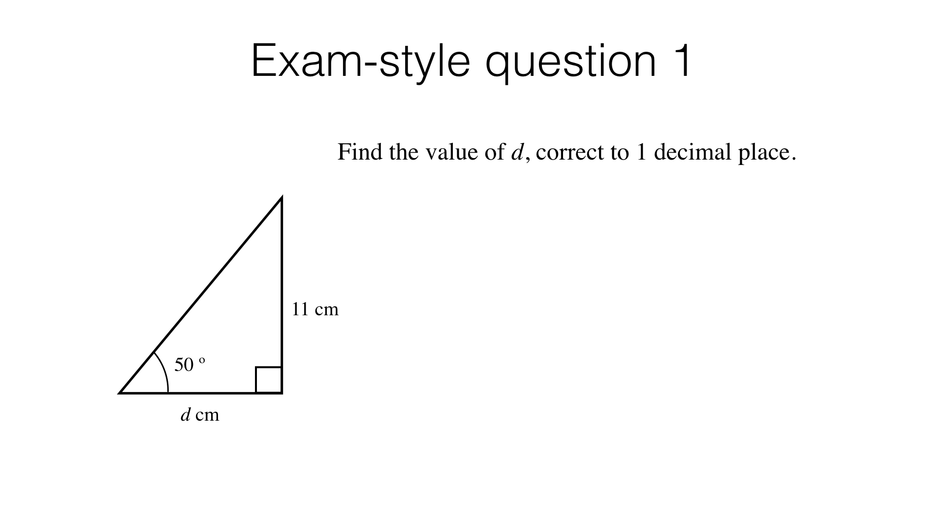 G23b Mixed Problems Using Trigonometric Formulas