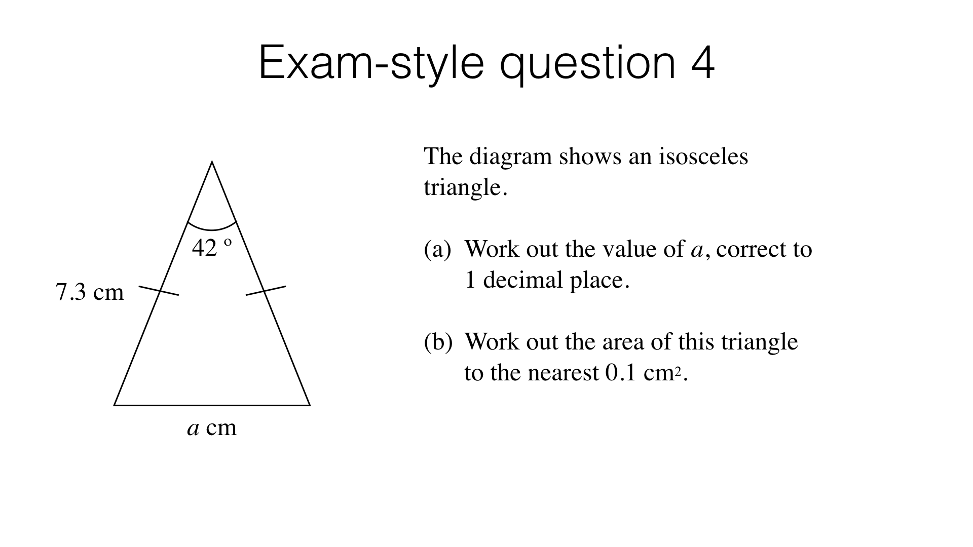 G23b Mixed Problems Using Trigonometric Formulas Bossmaths