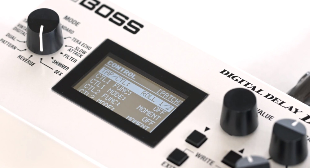 DD-500 Digital Delay Display