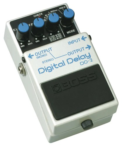 History of BOSS Delay: DD-2