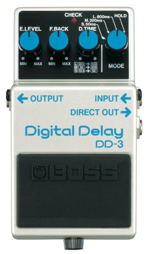 History of BOSS Delay: DD-3