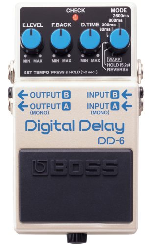 History of BOSS Delay: DD-6