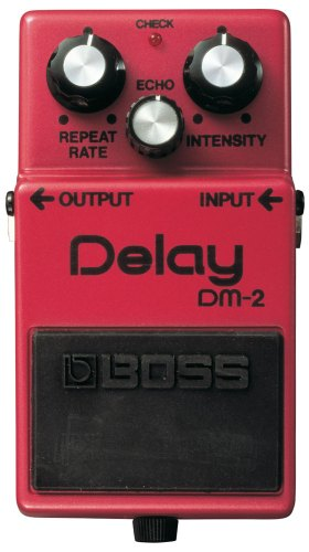 History of BOSS Delay: DM-2