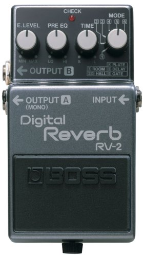 History of BOSS Delay: RV-2